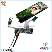 2 Way 12.3 inch car tft lcd dashboard monitor,12.3 inch TFT Display