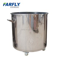 Heavy Duty Stainless Steel Tank Insulation