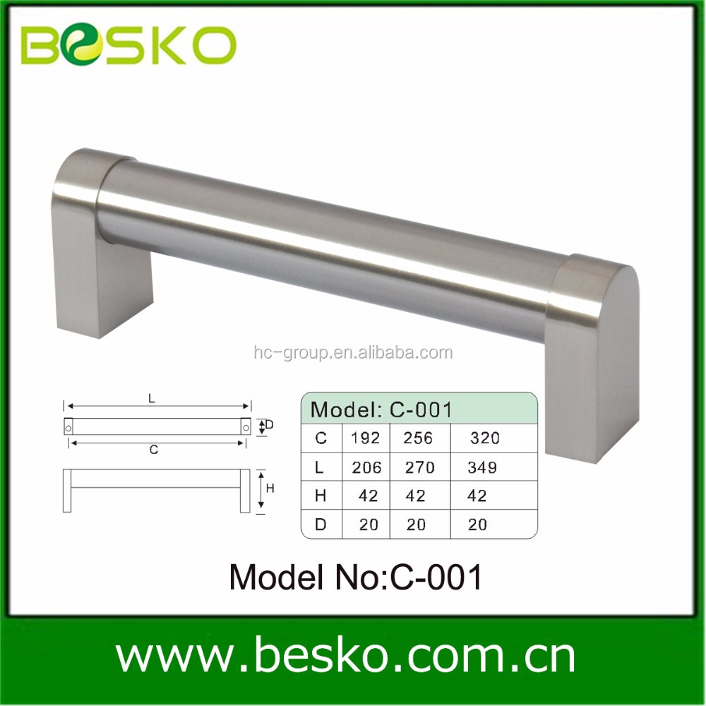 High quality cast iron door pull handle factory