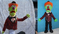 custom puppet movie mascot costumes