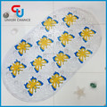 Cheapest PVC Butterfly Bath Mat In China Yiwu