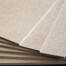 1220*2440*3mm thickness medium density fiberboard raw MDF backing board for furniture