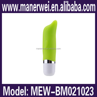 Powerful high-end vibrating g-spot insertable bullet usa dildo male female sex toy