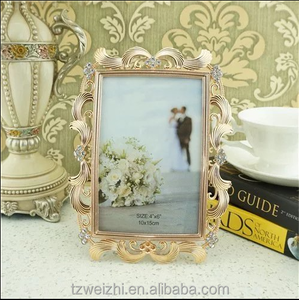 Customerize digital picture frame stainless steel metal bed frame for wedding
