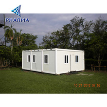 2018 new Fast delivery design Container house for 2 bedroom house floor plans