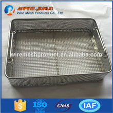 Hot selling stainless steel wire mesh round basket stainless steel wire mesh round basket made in China