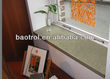 China Building Material Menufacturer Artificial Stone Veneer / Slate Window Sill / Engineered Stone (BAW-046)