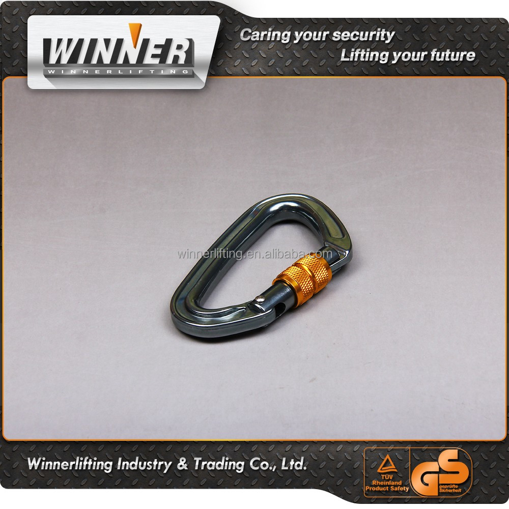 Hot treatment Carabiner and carabiner multi tool