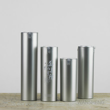 50ML Serum Airless Bottle Round Plastic Cosmetic Container