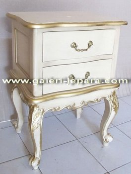 Bedside Tables French Style Furniture - French Furniture