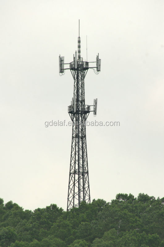 Long lifetime high quality Microwave Telecommunication Tower