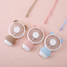 Factory price mini portable usb rechargeable fan