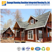 Movable light structural steel prefab house for sale