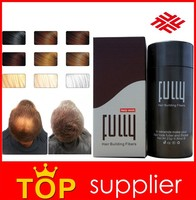 FDA Approved Hair Fiber Fully Hair Building Fibers Product