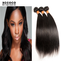 Natural Color New Yaki Weave Virgin Hair Extension, Unprocessed Virgin Remy Hair
