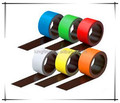 Magnet rubber adhesive strip glossy; Magnetic rubber adhesive strip; Craft adhesive strip; 3m magnet strip