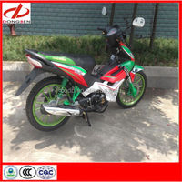 Best Seller Chinese Gasoline 125cc Cub Motorcycles