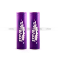 Popular item from Efest 18650 3100mah 3.7v battery new design Efest purple 18650 20A imr battery