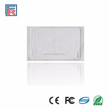 epc Gen2 long range passive M4/5/H3 UHF rfid tag/label/sticker, 9640 inlay for garment inventory