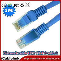 Promotional network cable utp cat 6 3.1m RJ45 CAT5 CAT5E Ethernet LAN Network Cable