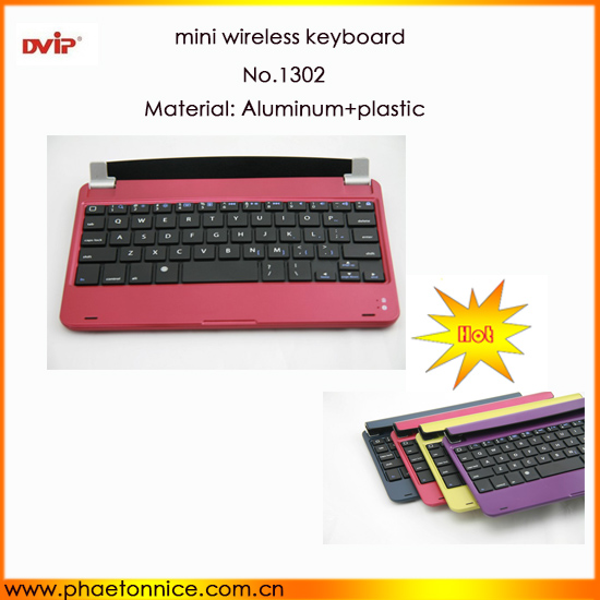 free shipping arabic gaming keyboard mini wireless bluetooth keyboard for ipad mini turkish language