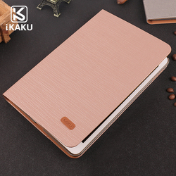 KAKU Newest smart cover for ipad mini 4 ,leather case for ipad