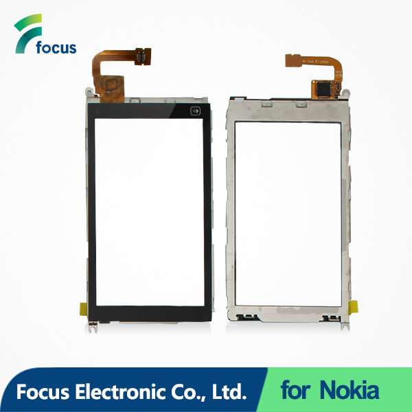 Original high quality touch screen lcd for nokia x6