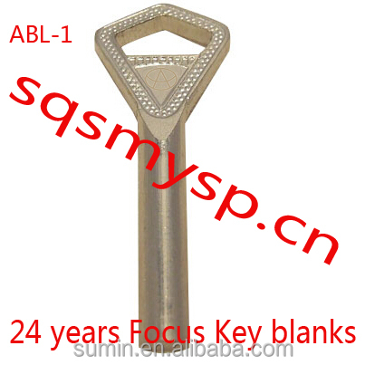 H139 Iron Steel ABL-1 Blank House key for sale Wholesale russia markert