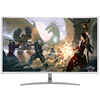 Competitive price 32 inch 4k curved monitor with IPS panel