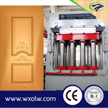 wood mould door laminating pressing machine/door skin hot/heat/heating press
