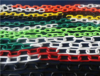 6mm plastic chain outlet