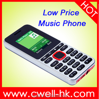 hong kong cheap price mobile phone 1.77inch TFT screen ECON M1