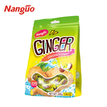 2018 New Japanese halal confectioneries Japan sweet Import Coconut Ginger hard candy arabic sweets