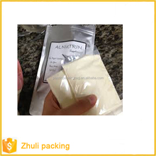The top quality printed whole milk powder packing bag