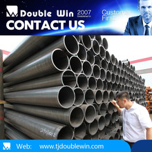 ERW steel pipe ansi b36.10 ASTM A106 B Black Seamless Steel Pipe