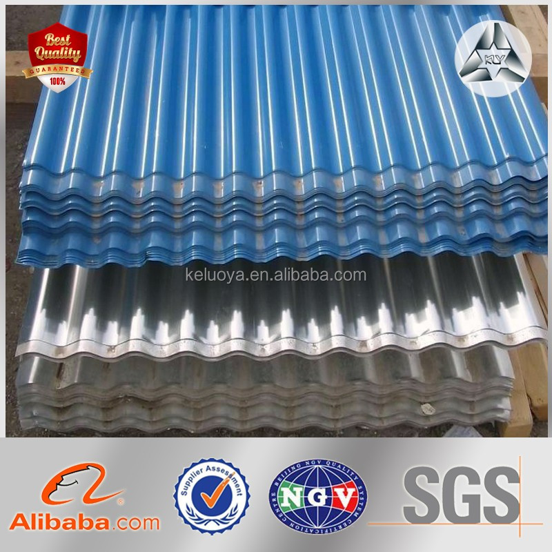 Brade New Professional Roofing Plate Roofing Metal Plate Size Corrugated Roofing Steel Plate