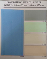 vertical mini blinds, fabric import from korea of vertical blinds