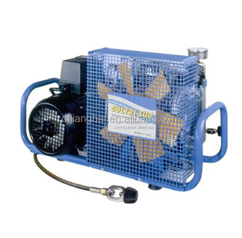 High Pressure Compressor For Pure Breathing Air MCH6/ET