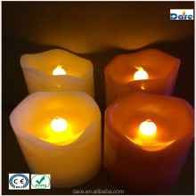 LED artificial simulated dancing flame candle
