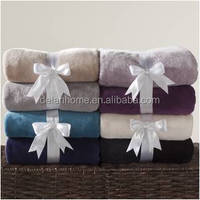 Super Soft Fleece Far Infrared Blanket