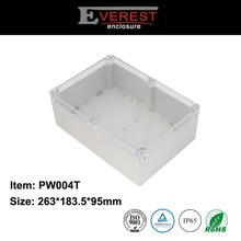 IP65 waterproof molded plastic GRP terminal box