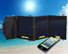 Portable Sun power PV Solar charger for Laptop, Digital Devices Charging