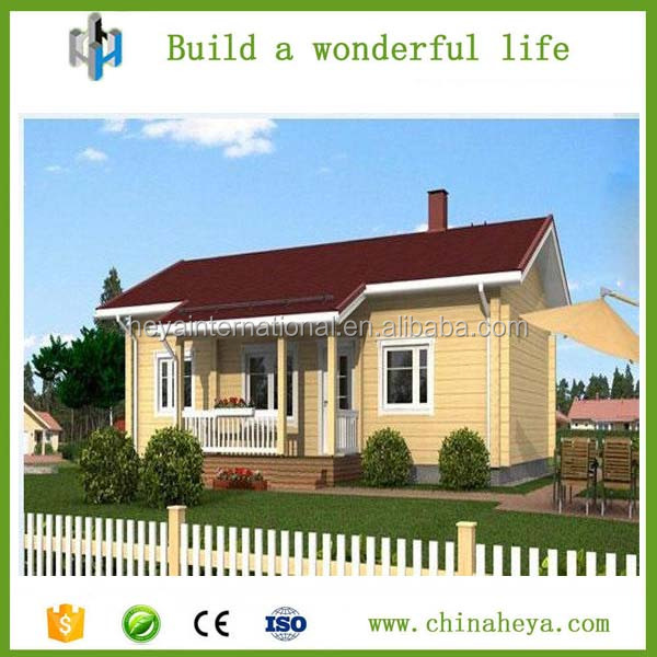 2016 Newest Architectural House Plan Modular House Prefab cement Tiny House