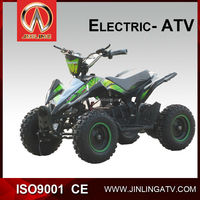 JLDA-004 Green Electric Quadricycle 500W