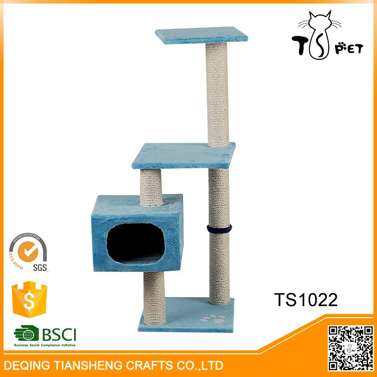 Simple Cheap New Design Modern Durable Cat Tree House