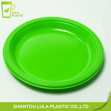 Disposable,Stocked,Eco-Friendly Feature and Dinnerware Sets Dinnerware Type Plastic Disposable Plate