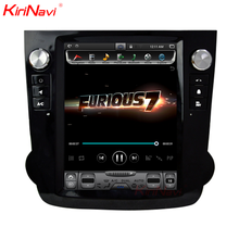 "KiriNavi Vertical Screen Tesla Style android 6.0 10.4"" for honda for crv car dvd player gps navigation system"