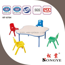SY Good quality kids chair and table kids table and chairs