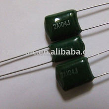 Polyester film capacitor(mallory capacitor) CL11