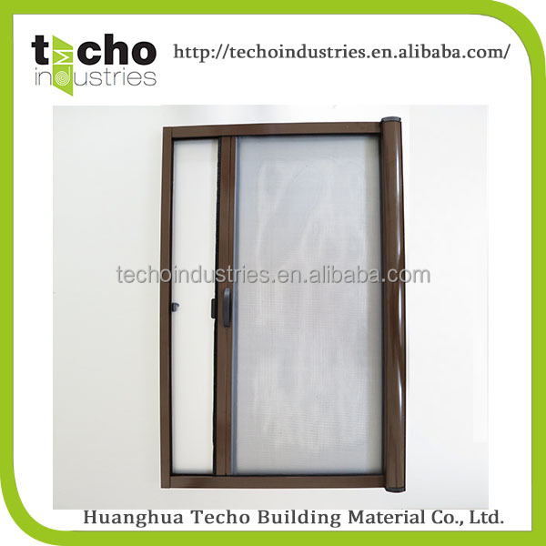 China wholesale hardware sliding screen door tension roller